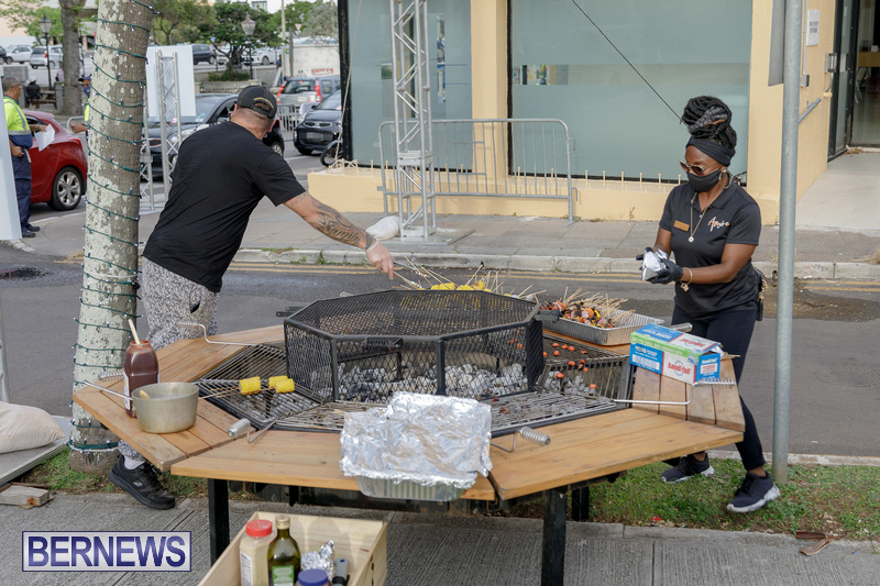Taste of Bermuda drive through event City October 2020 (4)