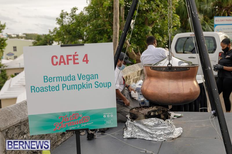Taste of Bermuda drive through event City October 2020 (9)