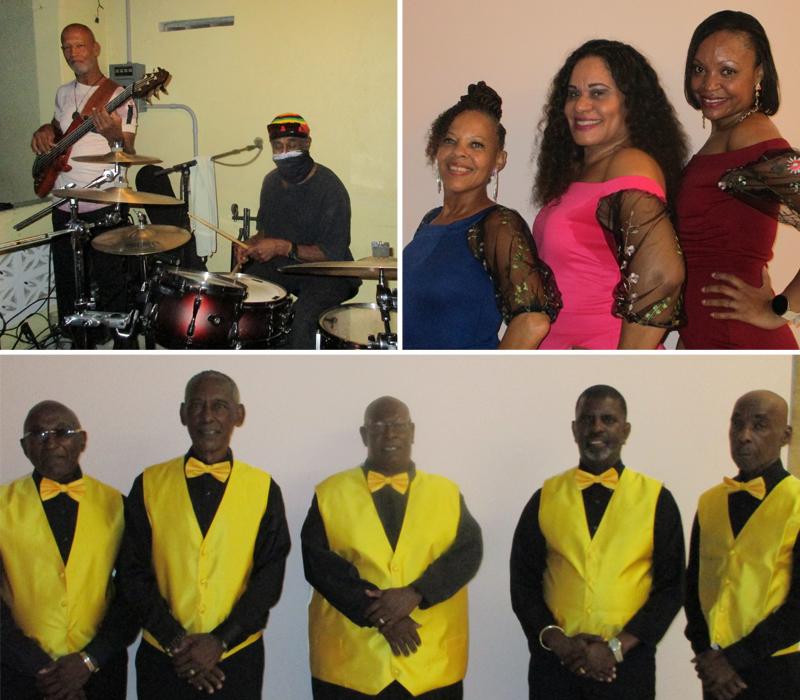 The Soul Family Revue Bermuda October 2020