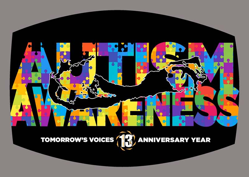 """Tomorrow's Voices' """"Mask Up In Honour Of Autism"""" Bermuda Oct 2020 1"""