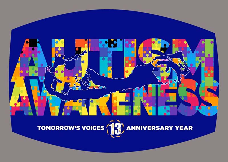 """Tomorrow's Voices' """"Mask Up In Honour Of Autism"""" Bermuda Oct 2020 2"""