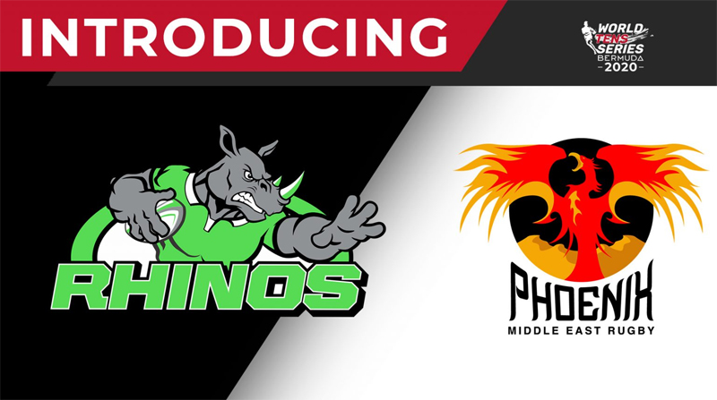 World Tens Series Rhino and Phoenix Bermuda Oct 2020