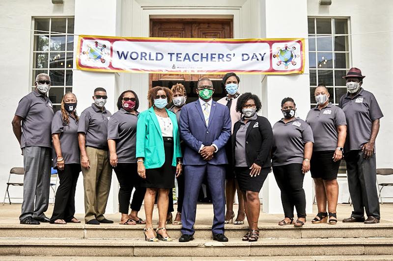 World teachers day Bermuda Oct 5 2020 (6)