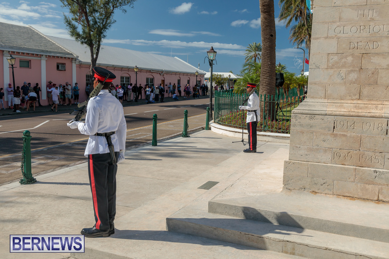 2020-Bermuda-Remembrance-Day-veterans-ceremony-November-DF-17