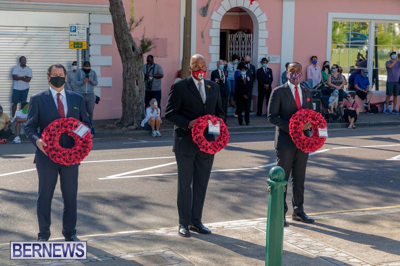 2020-Bermuda-Remembrance-Day-veterans-ceremony-November-DF-22