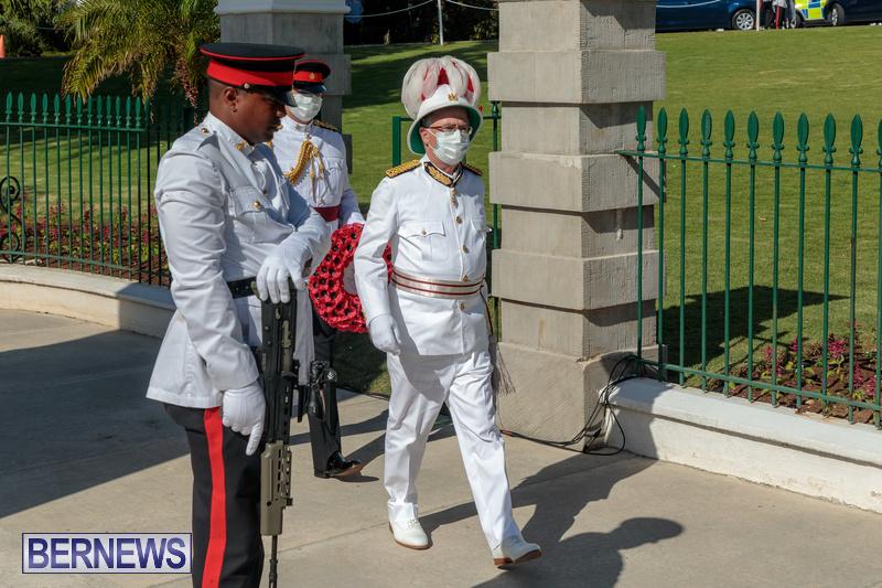 2020-Bermuda-Remembrance-Day-veterans-ceremony-November-DF-25