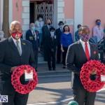 2020 Bermuda Remembrance Day veterans ceremony November DF (29)