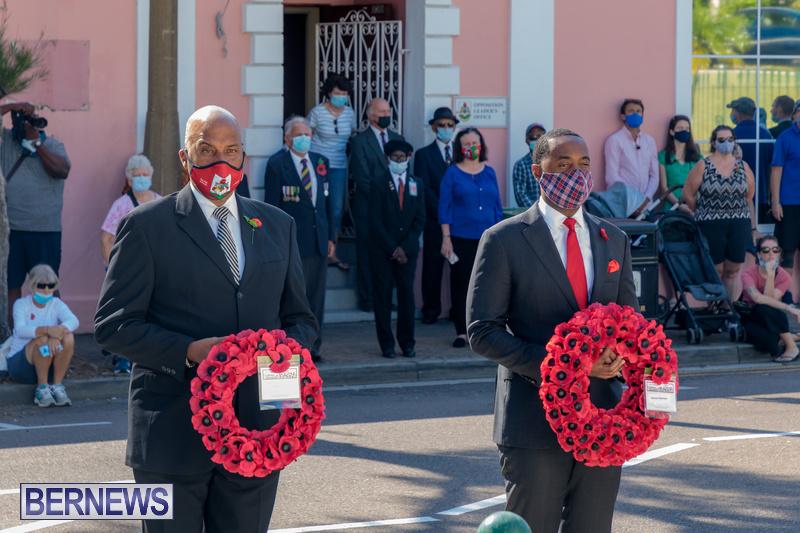 2020-Bermuda-Remembrance-Day-veterans-ceremony-November-DF-29
