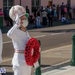 2020 Bermuda Remembrance Day veterans ceremony November DF (32)