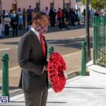 2020 Bermuda Remembrance Day veterans ceremony November DF (35)