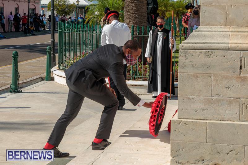 2020-Bermuda-Remembrance-Day-veterans-ceremony-November-DF-36