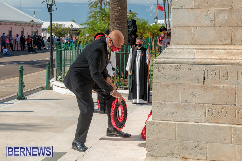 2020-Bermuda-Remembrance-Day-veterans-ceremony-November-DF-40