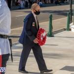 2020 Bermuda Remembrance Day veterans ceremony November DF (41)