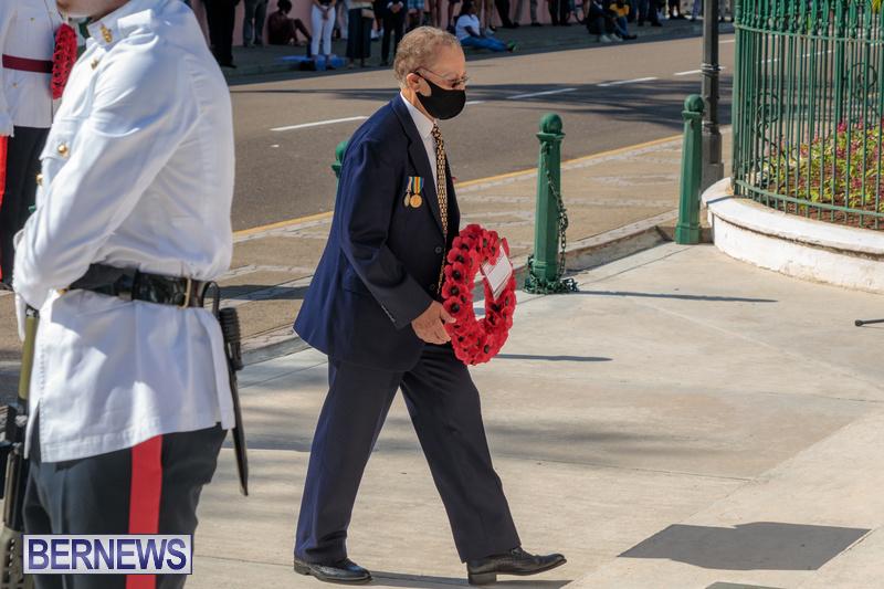 2020-Bermuda-Remembrance-Day-veterans-ceremony-November-DF-41