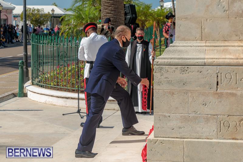 2020-Bermuda-Remembrance-Day-veterans-ceremony-November-DF-42