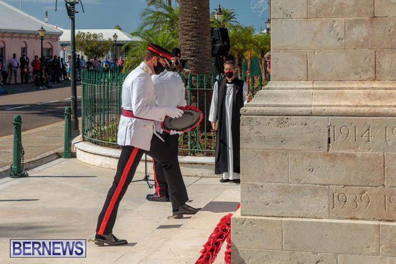 2020-Bermuda-Remembrance-Day-veterans-ceremony-November-DF-46