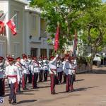 2020 Bermuda Throne Speech ceremony in St George Town 400th Nov JS (12)
