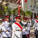 2020 Bermuda Throne Speech ceremony in St George Town 400th Nov JS (14)