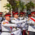 2020 Bermuda Throne Speech ceremony in St George Town 400th Nov JS (16)