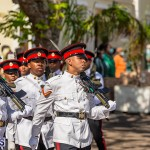 2020 Bermuda Throne Speech ceremony in St George Town 400th Nov JS (17)