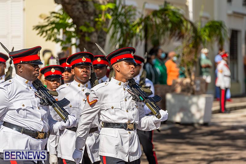 2020-Bermuda-Throne-Speech-ceremony-in-St-George-Town-400th-Nov-JS-17