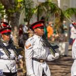 2020 Bermuda Throne Speech ceremony in St George Town 400th Nov JS (18)