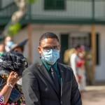 2020 Bermuda Throne Speech ceremony in St George Town 400th Nov JS (2)