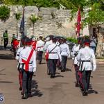 2020 Bermuda Throne Speech ceremony in St George Town 400th Nov JS (20)