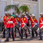 2020 Bermuda Throne Speech ceremony in St George Town 400th Nov JS (30)