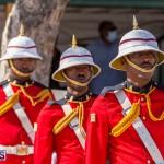 2020 Bermuda Throne Speech ceremony in St George Town 400th Nov JS (32)