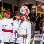 2020 Bermuda Throne Speech ceremony in St George Town 400th Nov JS (34)