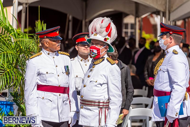 2020-Bermuda-Throne-Speech-ceremony-in-St-George-Town-400th-Nov-JS-34