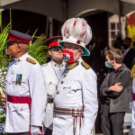 2020 Bermuda Throne Speech ceremony in St George Town 400th Nov JS (40)