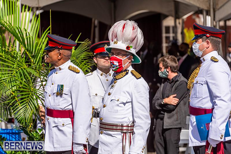 2020-Bermuda-Throne-Speech-ceremony-in-St-George-Town-400th-Nov-JS-40