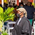 2020 Bermuda Throne Speech ceremony in St George Town 400th Nov JS (47)