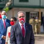2020 Bermuda Throne Speech ceremony in St George Town 400th Nov JS (6)