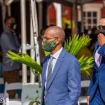 2020 Bermuda Throne Speech ceremony in St George Town 400th Nov JS (62)