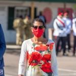 2020 Bermuda Throne Speech ceremony in St George Town 400th Nov JS (7)