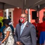 2020 Bermuda Throne Speech ceremony in St George Town 400th Nov JS (70)