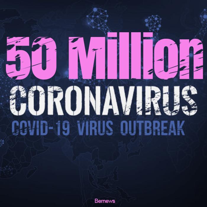 50 million coronavirus covid-19 outbreak IG