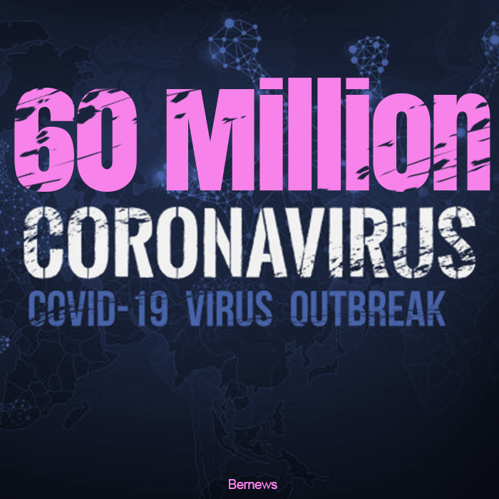 60 million coronavirus covid-19 outbreak IG