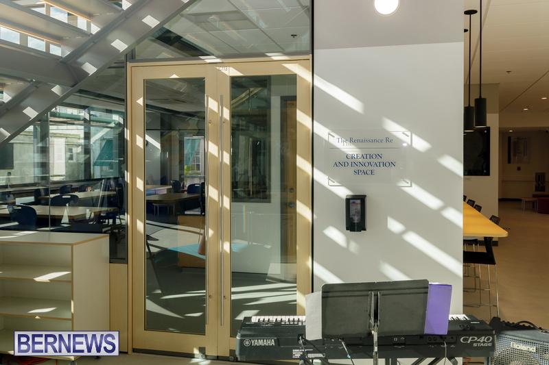 BHS Bermuda school Innovation Center Opening 2020 (11)