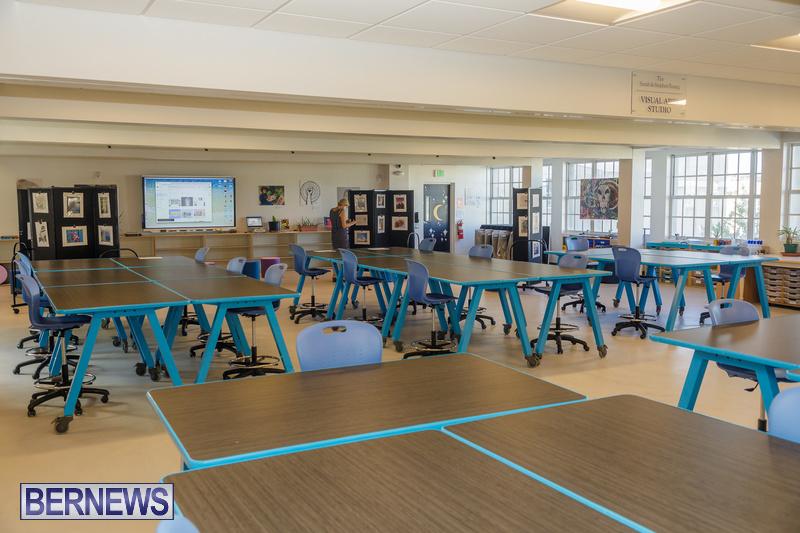 BHS Bermuda school Innovation Center Opening 2020 (12)