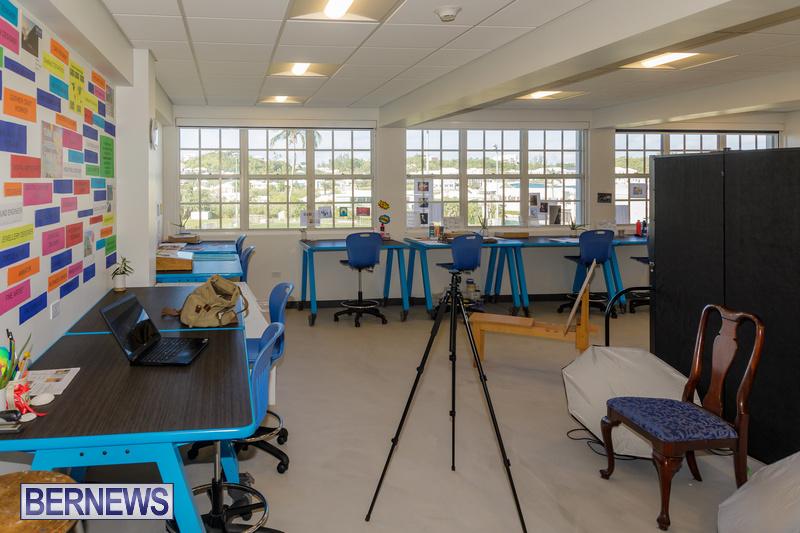 BHS Bermuda school Innovation Center Opening 2020 (14)