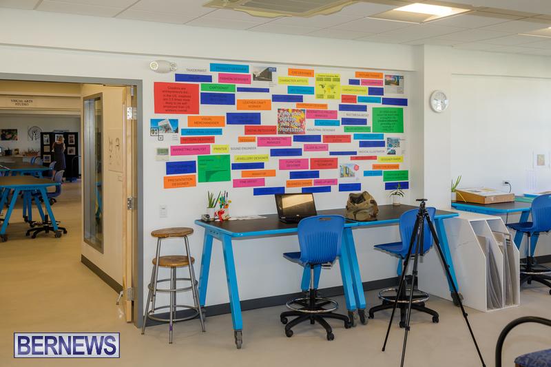 BHS Bermuda school Innovation Center Opening 2020 (15)