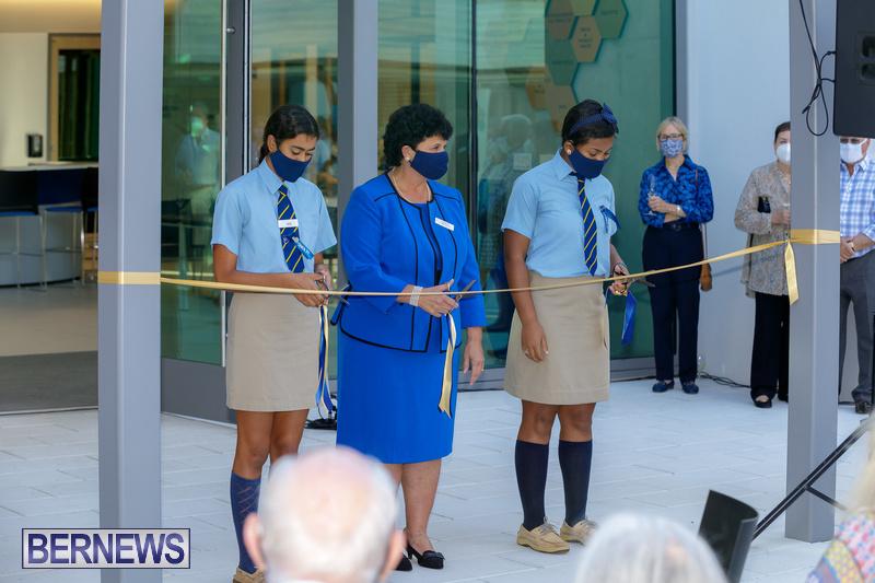 BHS Bermuda school Innovation Center Opening 2020 (24)