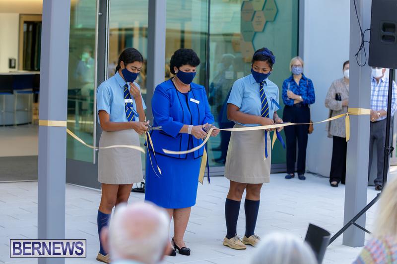 BHS Bermuda school Innovation Center Opening 2020 (25)