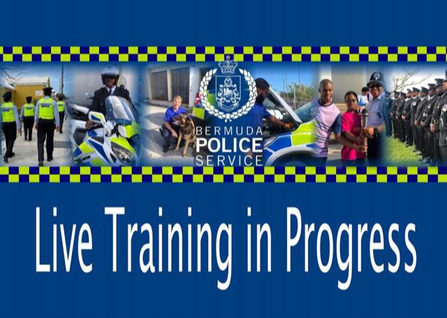 BPS Live Training in Progress Bermuda Nov 2020