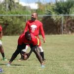 Bermuda Flag Football League November 8 2020 17