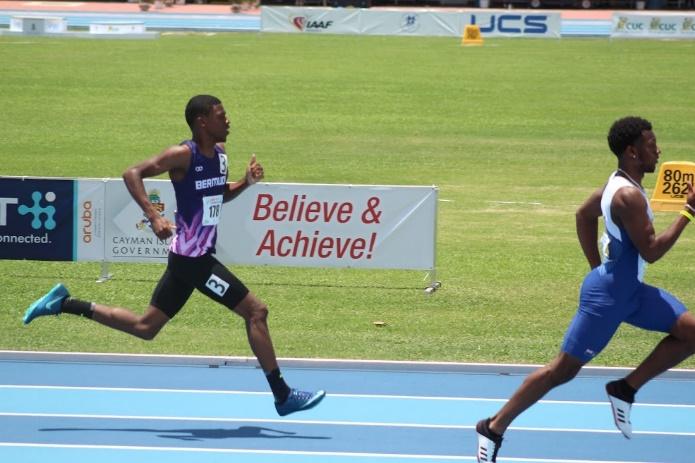 Clevonte Lodge-Bean Bermuda Nov 2020 1